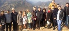 Отчет о поездке делегации АСПОР и ЦМО