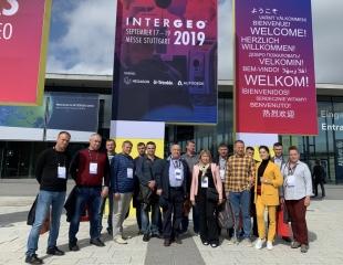 25-я Ведущая международная конференция и торговая выставка геодезии, геоинформации и технологий управления земельными ресурсами «INTERGEO 2019»