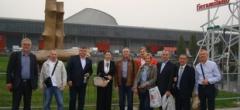 Визит делегации АСПОР и Центра Международного Обучения на 8-ю международную выставку железнодорожных технологий, продуктов и систем «EXPO FERROVIARIA 2017»