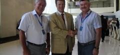 Отчет о поездке делегации АСПОР на 1-й Трансазиатский дорожный конгресс Международной дорожной федерации и международную выставку дорожных технологий в Нуса-Дуа