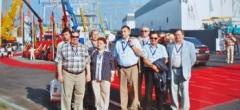 Отчет о поездке делегации АСПОР на международную выставку MATEXPO 2015