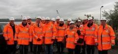 Отчет о поездке делегации АСПОР на семинар «Новые тенденции в мостостроении и дорожном строительстве в Великобритании»