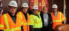 Отчет о поездке делегации АСПОР на семинар «Новые тенденции в мостостроении США» и всемирную выставку World of Concrete 2013