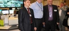 Отчет о поездке делегации АСПОР на международную выставку технических средств безопасности на дорогах Traffic Expo 2013