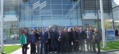 Отчет о поездке делегации АСПОР и ЦМО на международную строительную выставку BAUMA 2016, Мюнхен, Германия, апрель 2016 г.