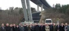 """Отчет о конференции """"Мостостроение Евросоюза и России"""" в Праге, февраль 2011 г."""