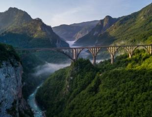 «Проектирование и строительство инфраструктурных объектов в условиях сложного горного рельефа» в Черногории,  с 20 по 25 сентября 2021 г.