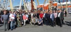 Отчет о поездке делегации АСПОР на всемирную строительную выставку Conexpo-Con/Agg 2014